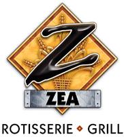 Zea Rotisserie & Grill logo