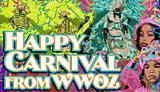 Happy Carnival from WWOZ