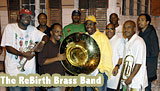 Photo of The ReBirth Brass Band