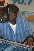WWOZ Show Host K. Balewa