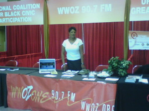 WWOZ Underwriting Representative Carmen Post