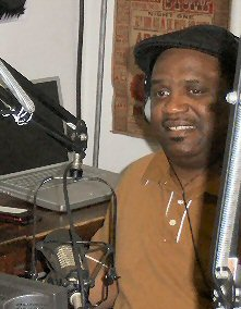 WWOZ Show Host Keith Hill