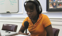 Teen Radio Producer