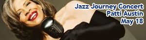 Patti Austin: A Jazz Journey Concert May 18