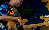 George Porter Jr. at Jazz Fest 2012