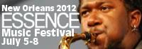 Khris Royal and Dark Matter at Essence Fest