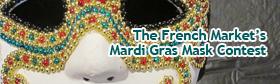 Mardi Gras Mask Photo Contest