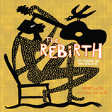 CD cover for CD #25 - The Rebirth