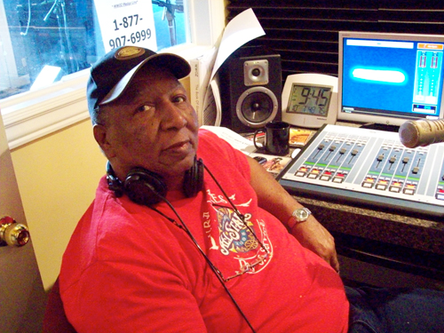 WWOZ show host Bob French