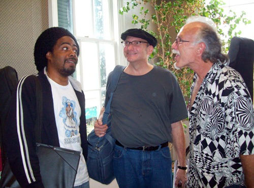 Marcio Periera, John Eubanks and Rick Trolsen