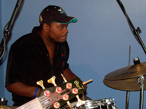 Derrick Tabb
