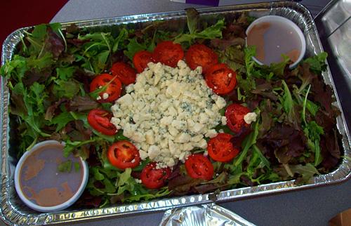 mmm, salad!
