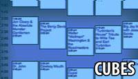 Jazz Fest Cubes