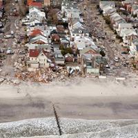 Sandy Damage, Long Beach, NY