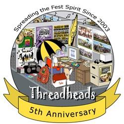 Threadheads logo