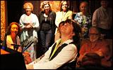Bob Andrews plays at Piano Night 2012