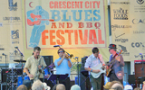 Crescent City Blues & BBQ Fest.