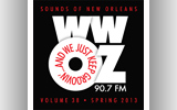 And We Just Keep Groovin' WWOZ Compilation CD #38