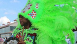 "Jerod ""Big Chief Rody"" Lewis, photo by Julie Lodato"