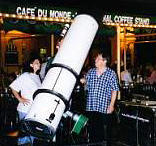 Astronomer John Brown