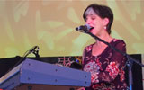 Marcia Ball at Voodoo Fest 2012
