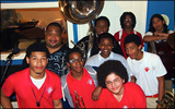 The Red Wolf Brass Band