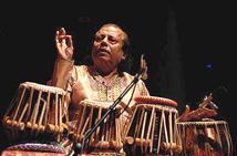 Badal Roy (Photo courtesy of Jazz Times)