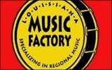 Louisiana Music Factory logo