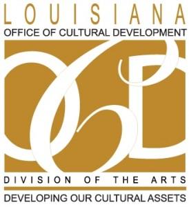 Louisiana Division of the Arts Logos