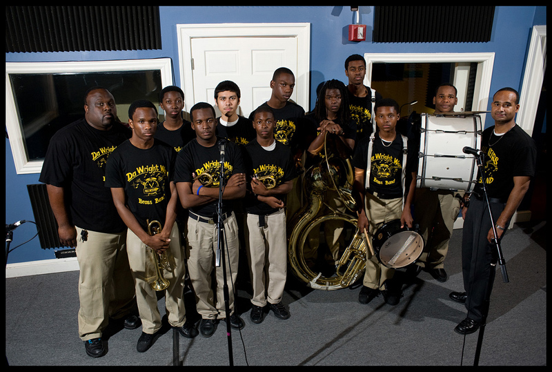 Sophie B Wright Brass Band