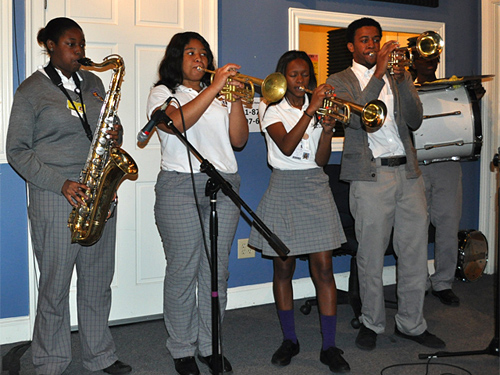 Warren Easton HS Band
