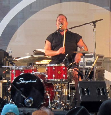 Fred LeBlanc of Cowboy Mouth