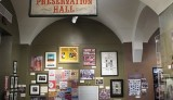 The Preservation Hall 50th Anniversary Exhibit at The Old U.S. Mint