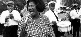 Mahalia Jackson at 1970 Jazz Fest