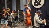 Haruka Kikuchi, Shannon Powell, Barry Stephenson, and Yoshitaka 'Z2' Tsuji live