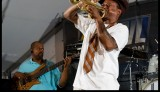 Kermit Ruffins: closing out the festival on Sunday, August 2