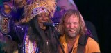 Anders Osborne with Big Chief Monk Boudreaux