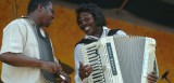 Buckwheat Zydeco at 2004 Jazz Fest
