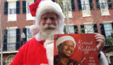 Santa's got Kermit Ruffins for your stocking [Photo courtesy Basin Street Record