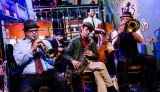 """The New Orleans Jazz Vipers at the Spotted Cat Music Club on Frenchmen Street,"