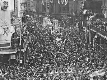 An Old Rex Parade