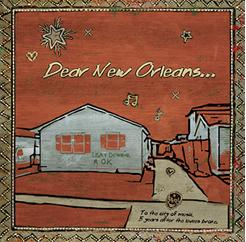 Dear New Orleans digital album cover