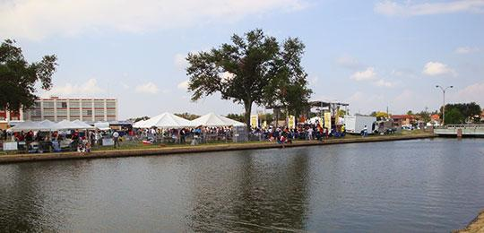 Photo of Bayou St. John