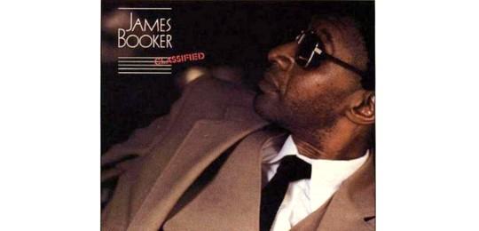 James Booker's Classified album cover