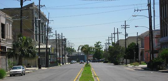 Oretha Castle Haley Boulevard