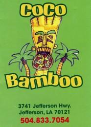 Coco Bamboo Pizzeria
