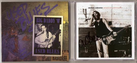 Two brand new disks this week