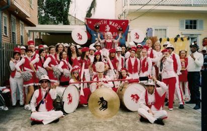 9th Ward Marching Band
