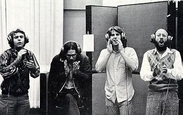 Firesign Theater In Sound Studio