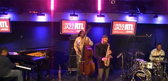 The Kenny Garrett Quartet